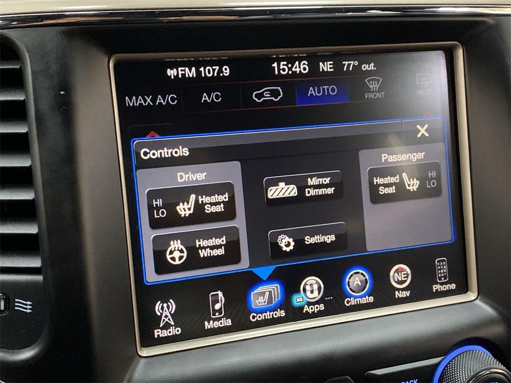 Used 2016 Jeep Grand Cherokee Limited for sale $24,998 at Gravity Autos Marietta in Marietta GA 30060 34
