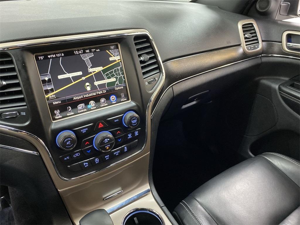 Used 2016 Jeep Grand Cherokee Limited for sale $24,998 at Gravity Autos Marietta in Marietta GA 30060 38