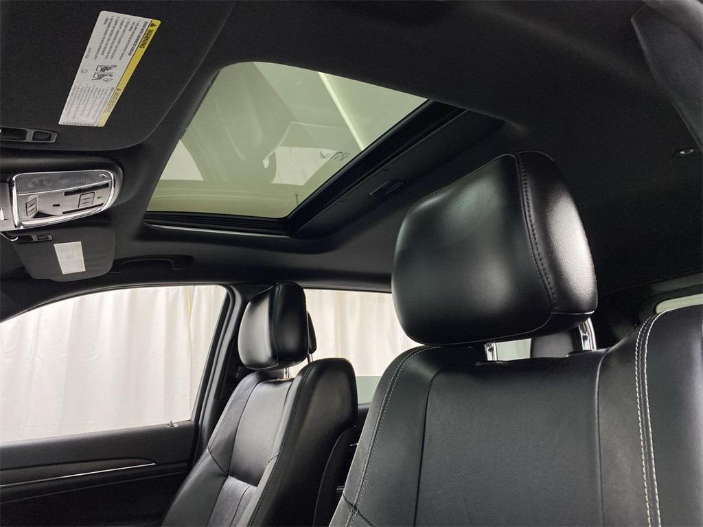 Used 2016 Jeep Grand Cherokee Limited for sale $24,998 at Gravity Autos Marietta in Marietta GA 30060 39
