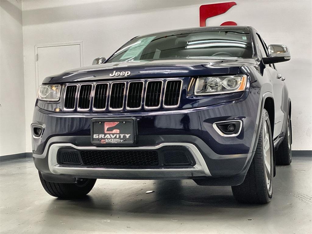 Used 2016 Jeep Grand Cherokee Limited for sale $24,998 at Gravity Autos Marietta in Marietta GA 30060 4