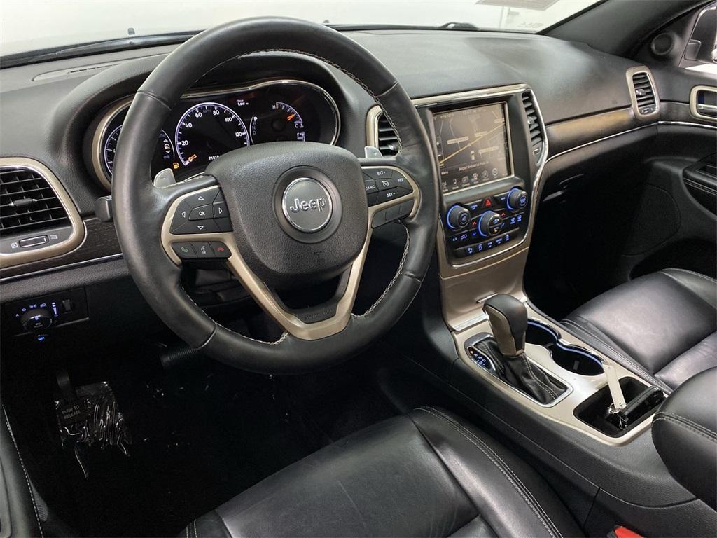 Used 2016 Jeep Grand Cherokee Limited for sale $24,998 at Gravity Autos Marietta in Marietta GA 30060 40