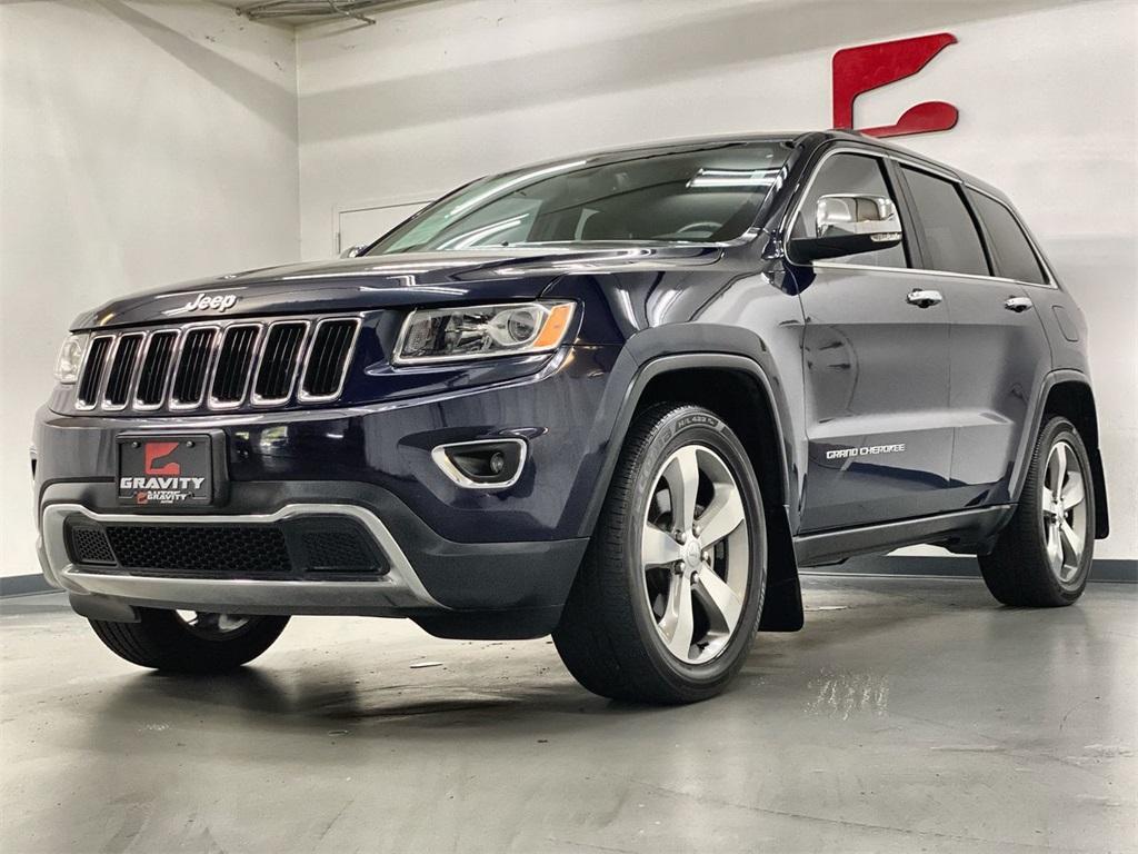 Used 2016 Jeep Grand Cherokee Limited for sale $24,998 at Gravity Autos Marietta in Marietta GA 30060 5