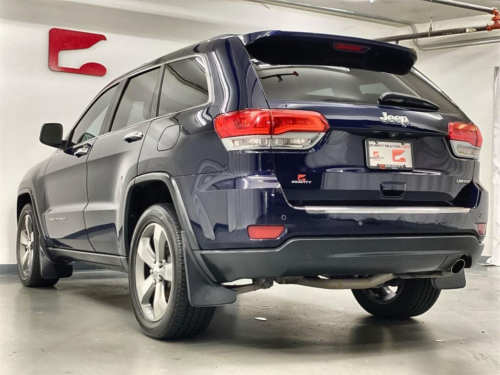 Used 2016 Jeep Grand Cherokee Limited for sale $24,998 at Gravity Autos Marietta in Marietta GA 30060 6