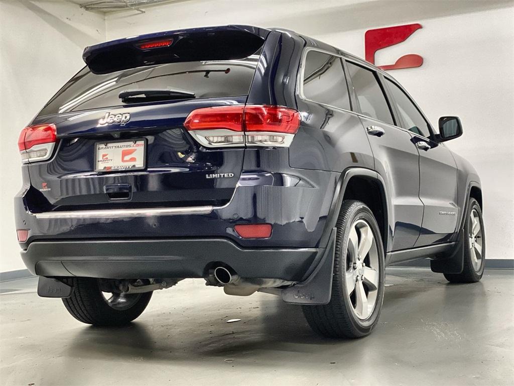 Used 2016 Jeep Grand Cherokee Limited for sale $24,998 at Gravity Autos Marietta in Marietta GA 30060 7
