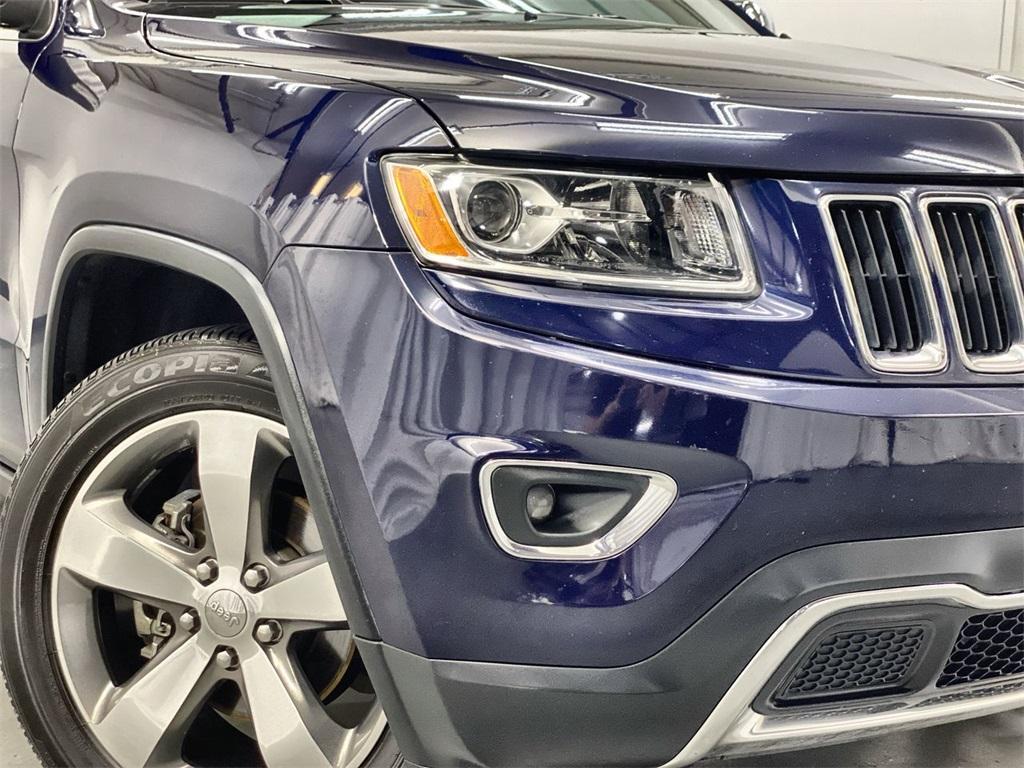 Used 2016 Jeep Grand Cherokee Limited for sale $24,998 at Gravity Autos Marietta in Marietta GA 30060 8