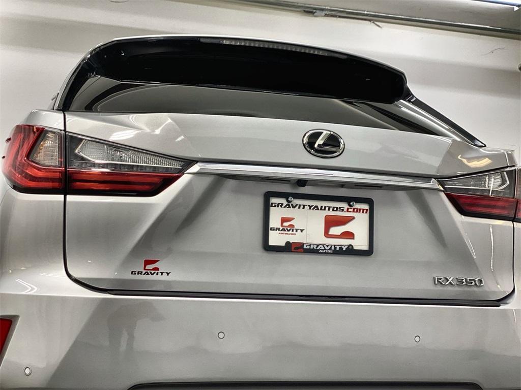 Used 2016 Lexus RX 350 for sale $34,444 at Gravity Autos Marietta in Marietta GA 30060 10
