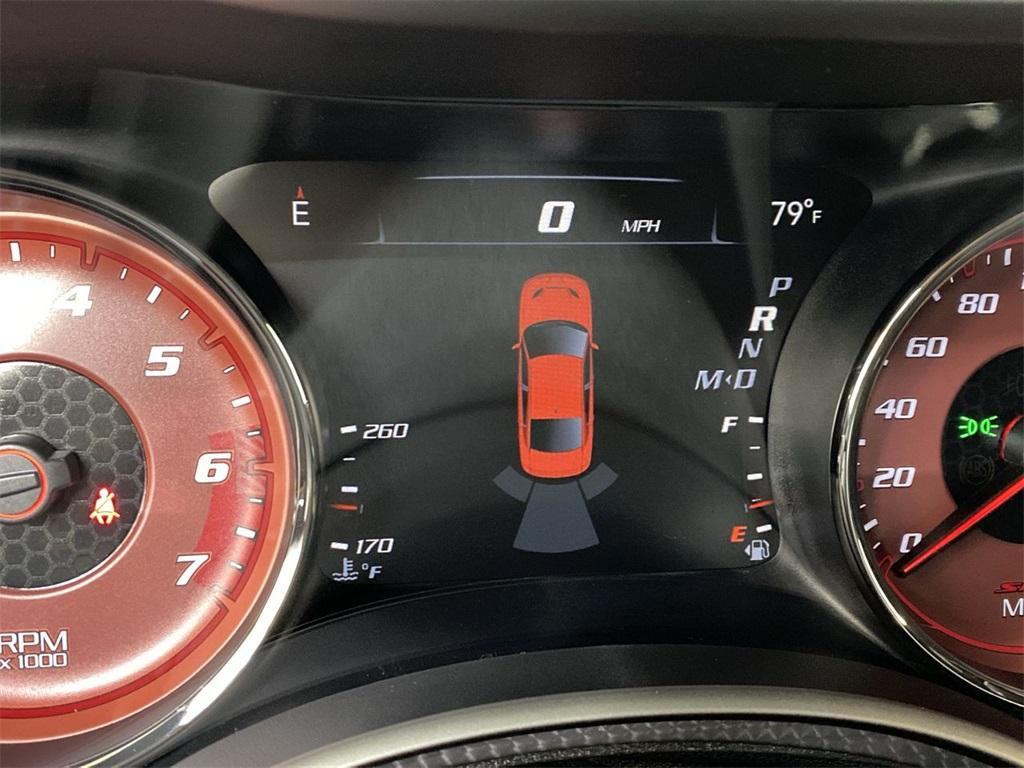 Used 2016 Dodge Charger SRT Hellcat for sale $59,998 at Gravity Autos Marietta in Marietta GA 30060 36