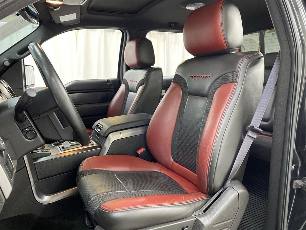 Used 2014 Ford F-150 SVT Raptor for sale $48,888 at Gravity Autos Marietta in Marietta GA 30060 15