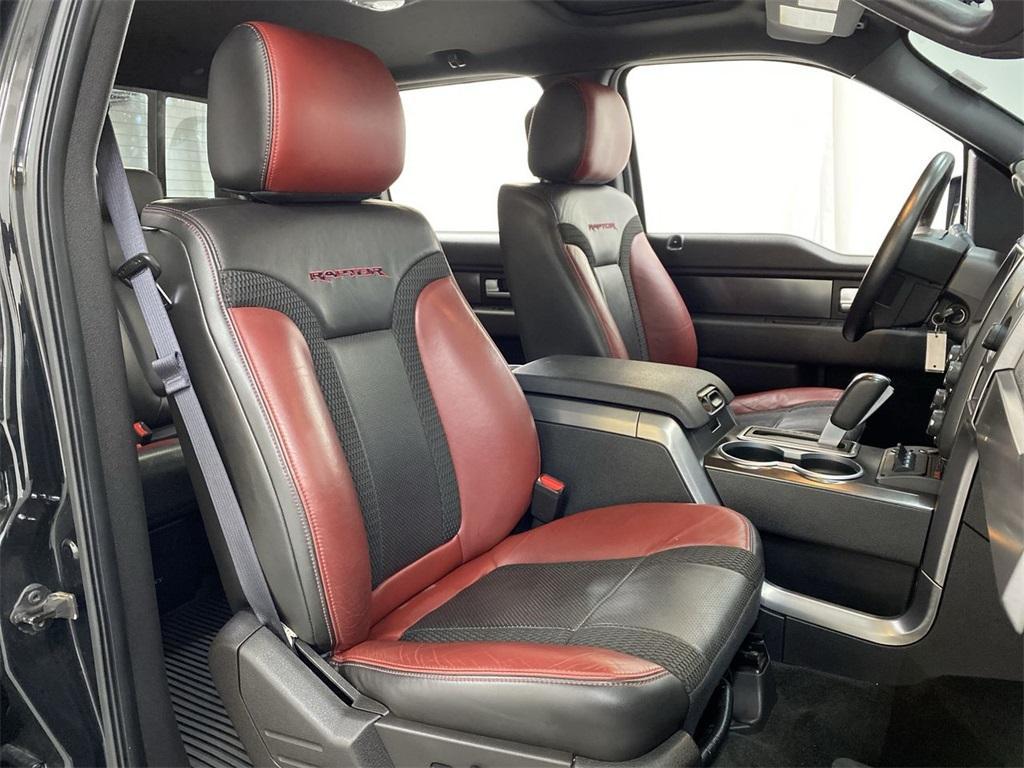 Used 2014 Ford F-150 SVT Raptor for sale $48,888 at Gravity Autos Marietta in Marietta GA 30060 17