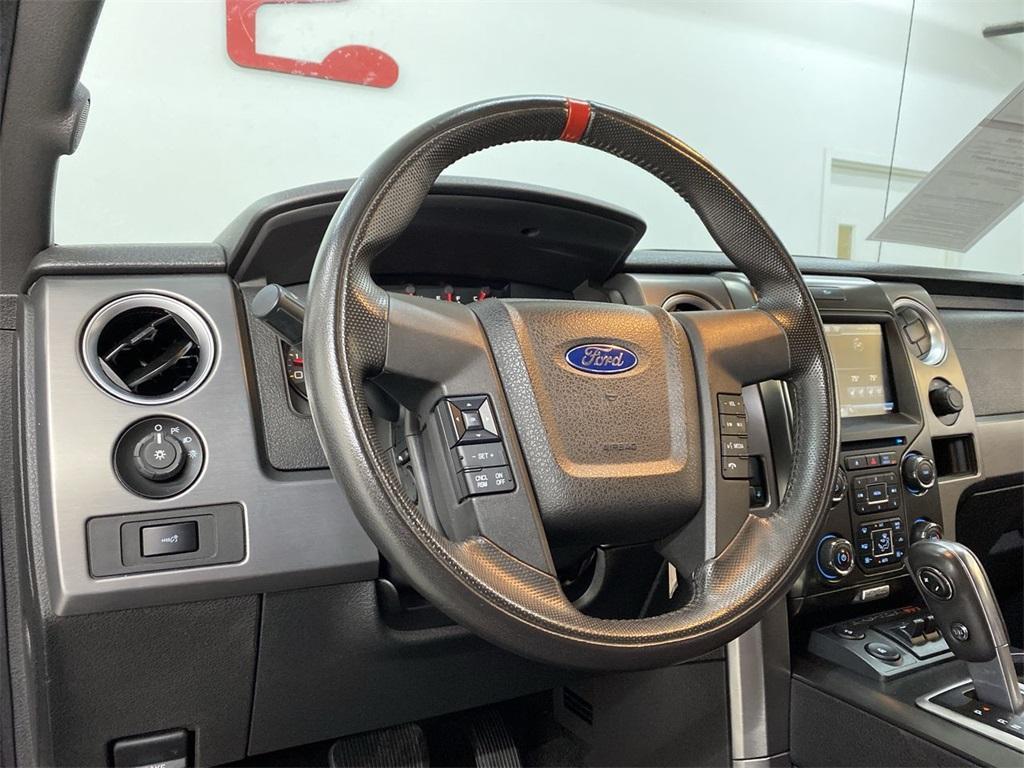 Used 2014 Ford F-150 SVT Raptor for sale $48,888 at Gravity Autos Marietta in Marietta GA 30060 21