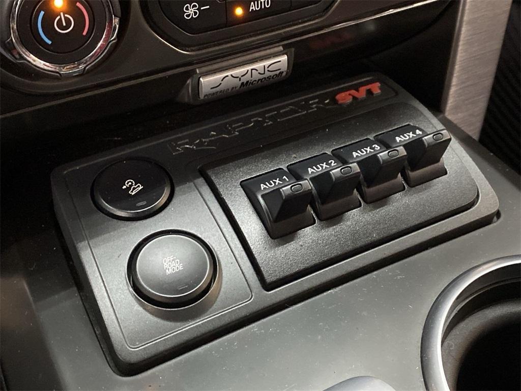 Used 2014 Ford F-150 SVT Raptor for sale $48,888 at Gravity Autos Marietta in Marietta GA 30060 26