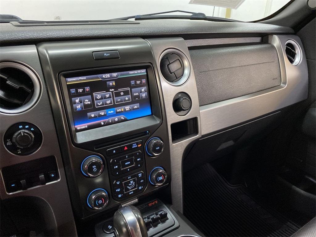 Used 2014 Ford F-150 SVT Raptor for sale $48,888 at Gravity Autos Marietta in Marietta GA 30060 35