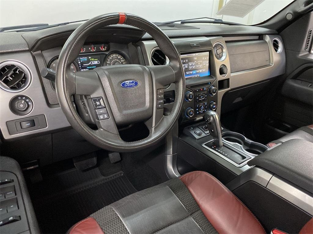 Used 2014 Ford F-150 SVT Raptor for sale $48,888 at Gravity Autos Marietta in Marietta GA 30060 37