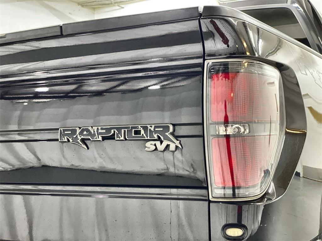 Used 2014 Ford F-150 SVT Raptor for sale $48,888 at Gravity Autos Marietta in Marietta GA 30060 50