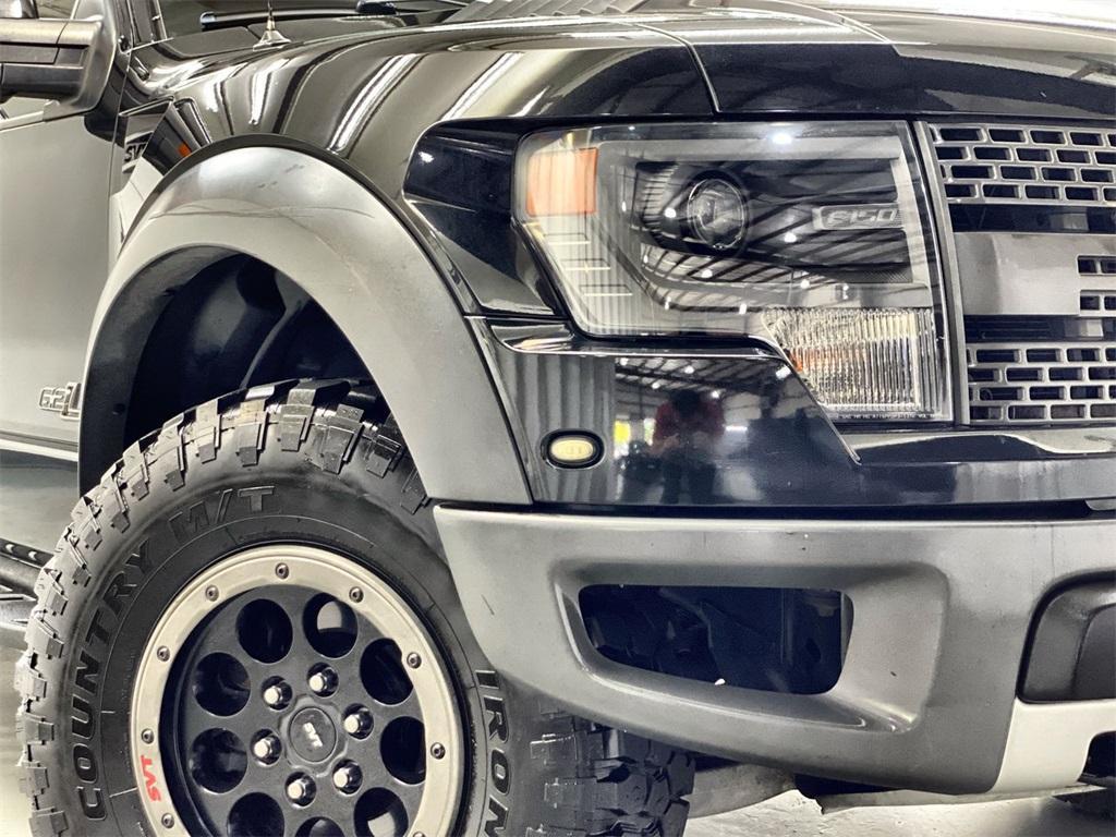 Used 2014 Ford F-150 SVT Raptor for sale $48,888 at Gravity Autos Marietta in Marietta GA 30060 8