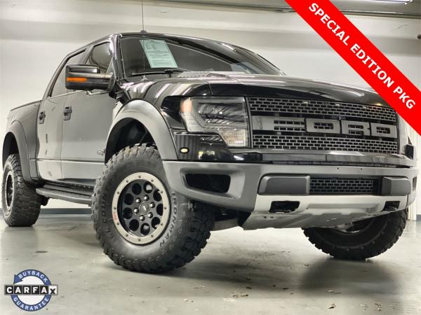 Used 2014 Ford F-150 SVT Raptor for sale $48,888 at Gravity Autos Marietta in Marietta GA