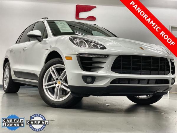 Used 2018 Porsche Macan Base for sale $48,844 at Gravity Autos Marietta in Marietta GA