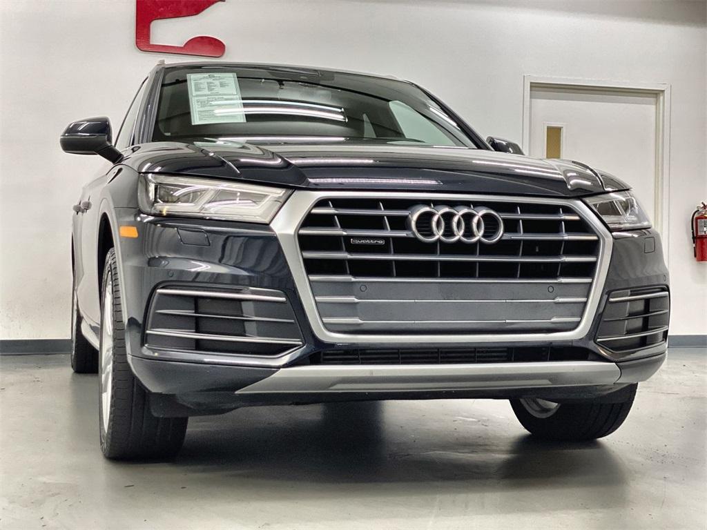 Used 2018 Audi Q5 2.0T for sale $34,309 at Gravity Autos Marietta in Marietta GA 30060 3