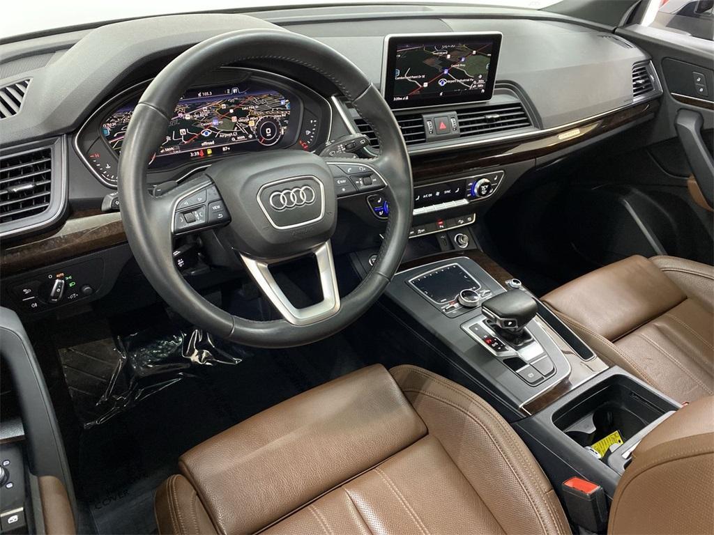 Used 2018 Audi Q5 2.0T for sale $34,309 at Gravity Autos Marietta in Marietta GA 30060 40