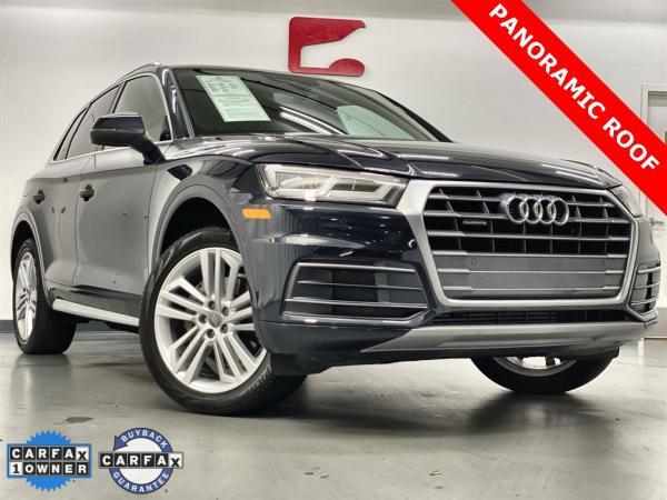 Used 2018 Audi Q5 2.0T for sale $34,309 at Gravity Autos Marietta in Marietta GA