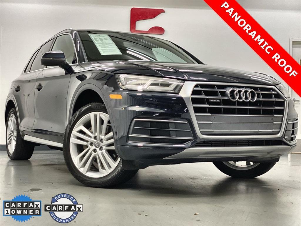 Used 2018 Audi Q5 2.0T for sale $34,309 at Gravity Autos Marietta in Marietta GA 30060 1