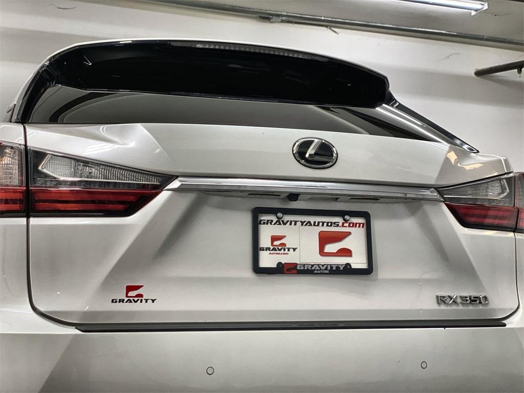 Used 2018 Lexus RX 350 for sale $38,444 at Gravity Autos Marietta in Marietta GA 30060 10