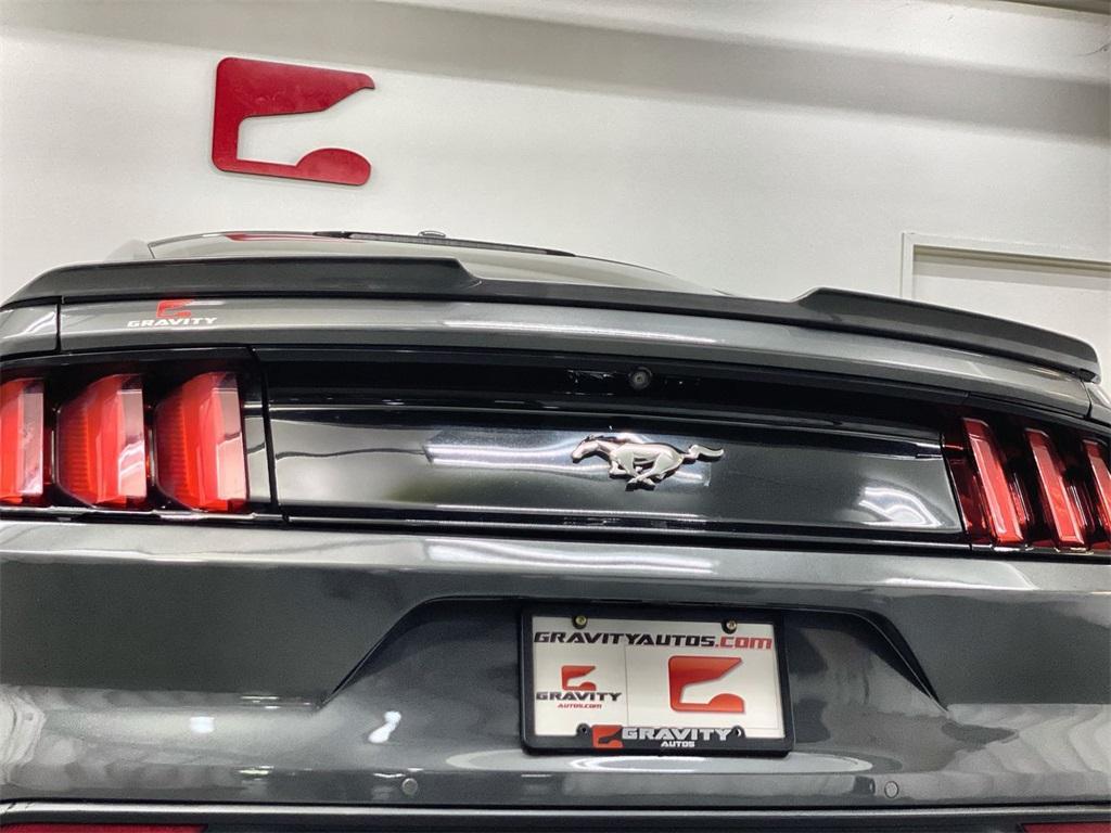 Used 2016 Ford Mustang EcoBoost Premium for sale $22,998 at Gravity Autos Marietta in Marietta GA 30060 10