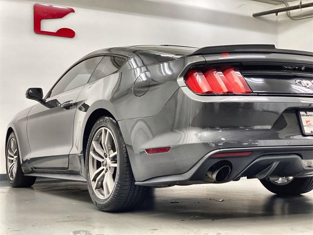 Used 2016 Ford Mustang EcoBoost Premium for sale $22,998 at Gravity Autos Marietta in Marietta GA 30060 11