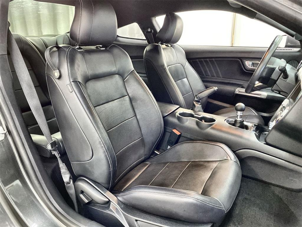 Used 2016 Ford Mustang EcoBoost Premium for sale $22,998 at Gravity Autos Marietta in Marietta GA 30060 17