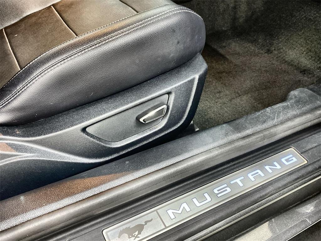 Used 2016 Ford Mustang EcoBoost Premium for sale $22,998 at Gravity Autos Marietta in Marietta GA 30060 18