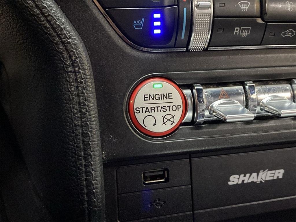 Used 2016 Ford Mustang EcoBoost Premium for sale $22,998 at Gravity Autos Marietta in Marietta GA 30060 28