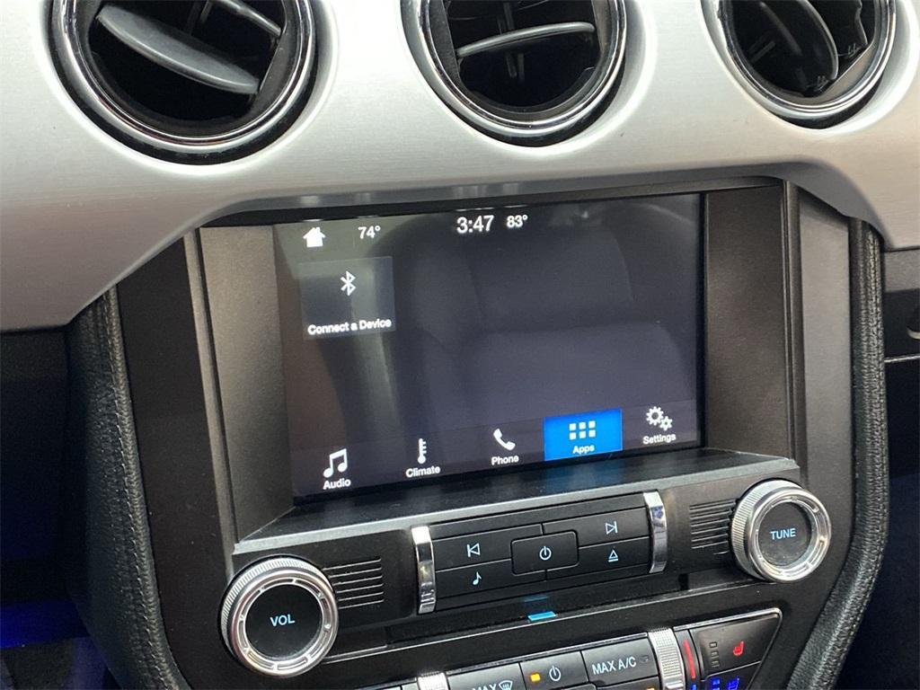 Used 2016 Ford Mustang EcoBoost Premium for sale $22,998 at Gravity Autos Marietta in Marietta GA 30060 29