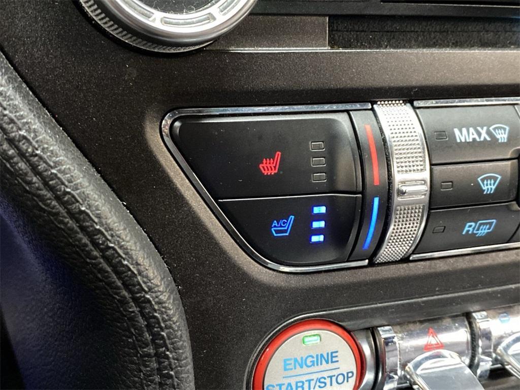 Used 2016 Ford Mustang EcoBoost Premium for sale $22,998 at Gravity Autos Marietta in Marietta GA 30060 34