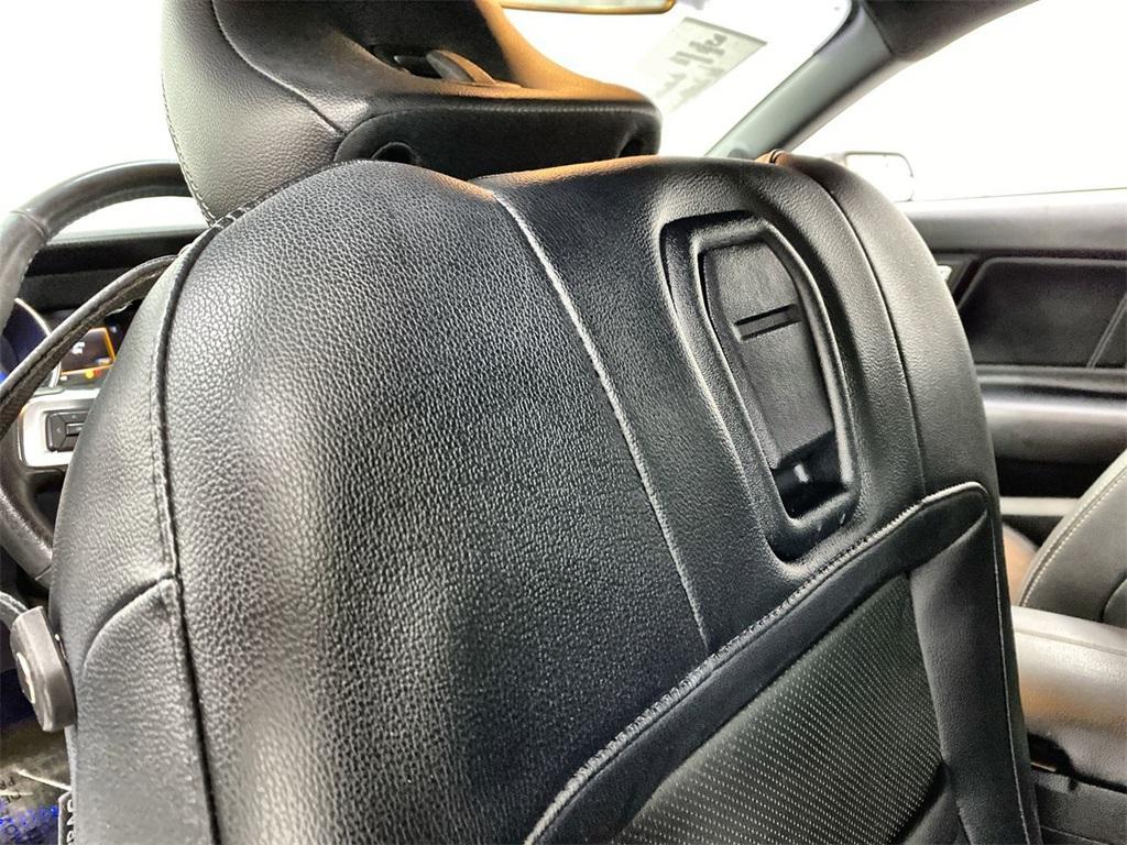 Used 2016 Ford Mustang EcoBoost Premium for sale $22,998 at Gravity Autos Marietta in Marietta GA 30060 41