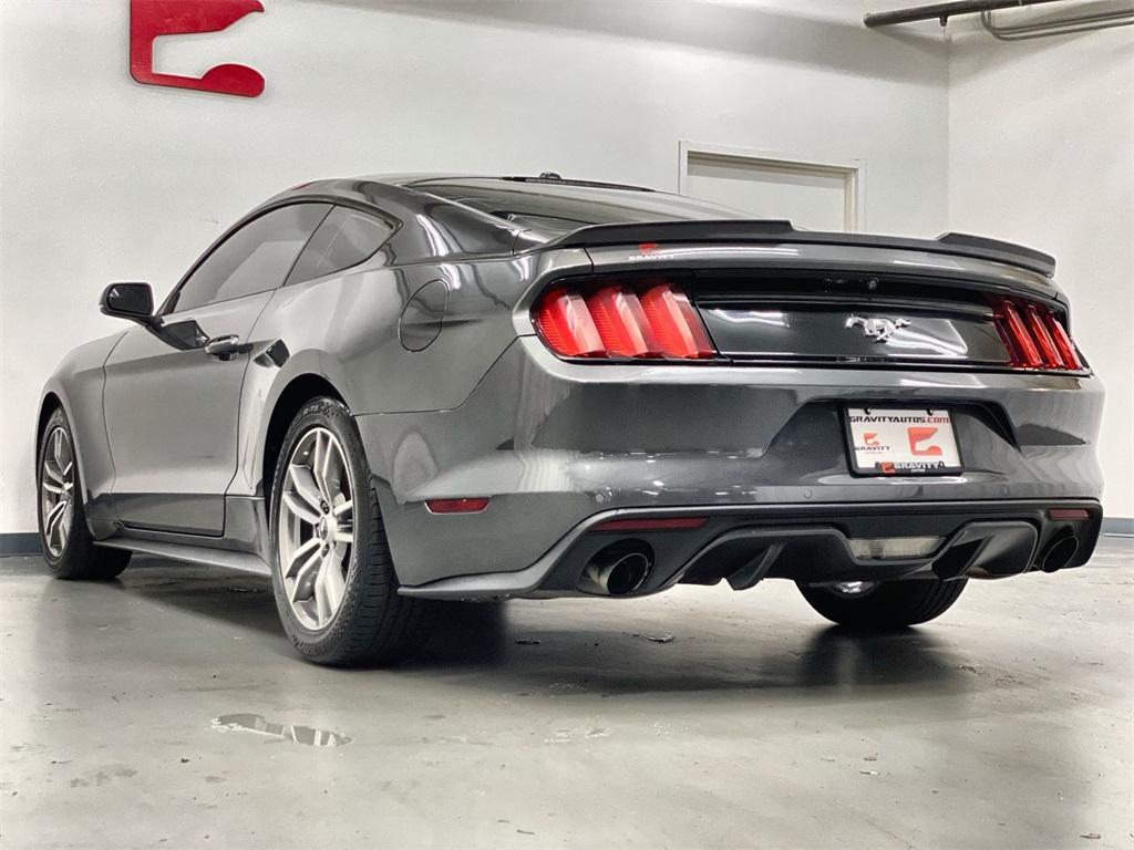 Used 2016 Ford Mustang EcoBoost Premium for sale $22,998 at Gravity Autos Marietta in Marietta GA 30060 6