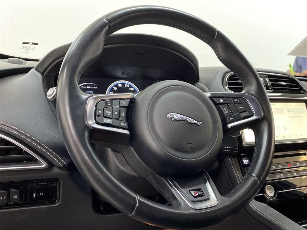 Used 2018 Jaguar F-PACE S for sale $46,693 at Gravity Autos Marietta in Marietta GA 30060 16
