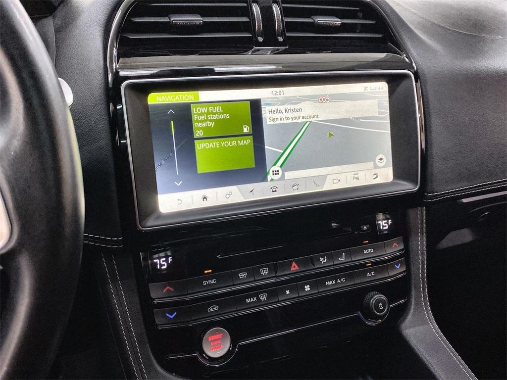 Used 2018 Jaguar F-PACE S for sale $46,693 at Gravity Autos Marietta in Marietta GA 30060 33