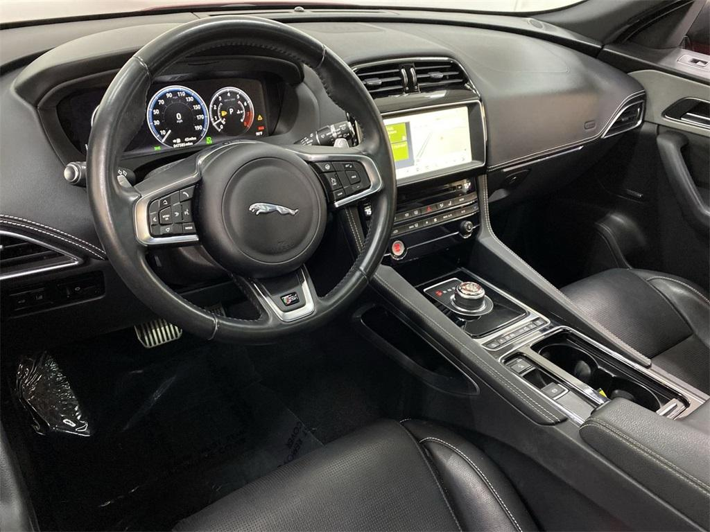 Used 2018 Jaguar F-PACE S for sale $46,693 at Gravity Autos Marietta in Marietta GA 30060 35