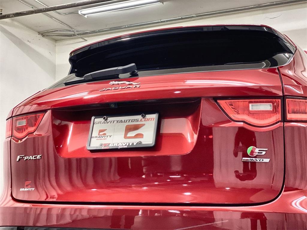 Used 2018 Jaguar F-PACE S for sale $46,693 at Gravity Autos Marietta in Marietta GA 30060 4