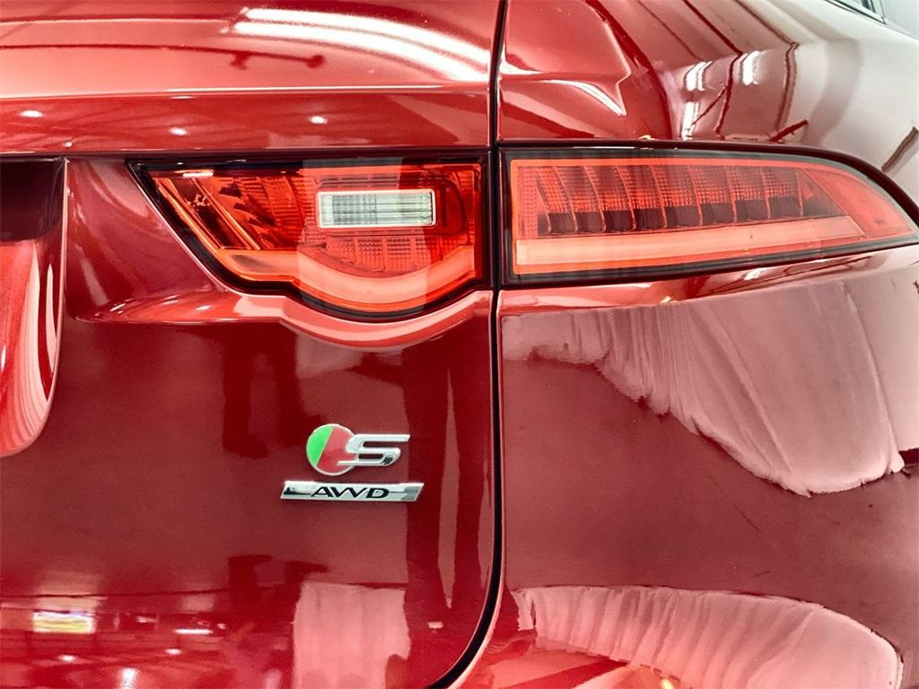 Used 2018 Jaguar F-PACE S for sale $46,693 at Gravity Autos Marietta in Marietta GA 30060 49