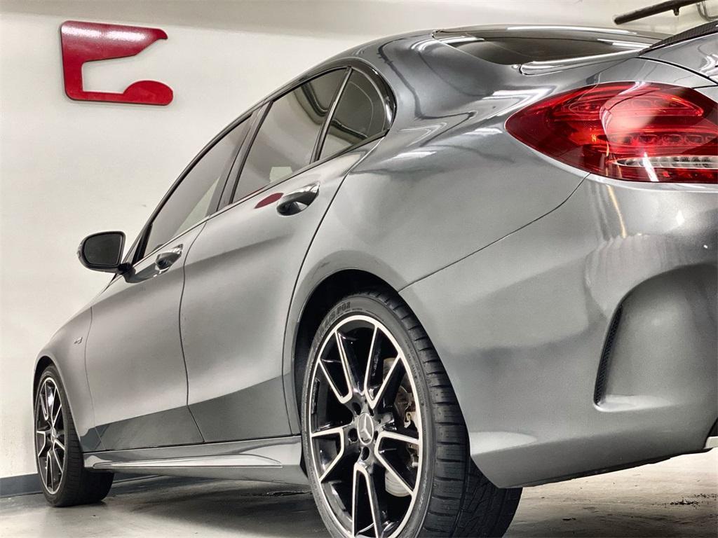 Used 2017 Mercedes-Benz C-Class C 43 AMG for sale $42,998 at Gravity Autos Marietta in Marietta GA 30060 11