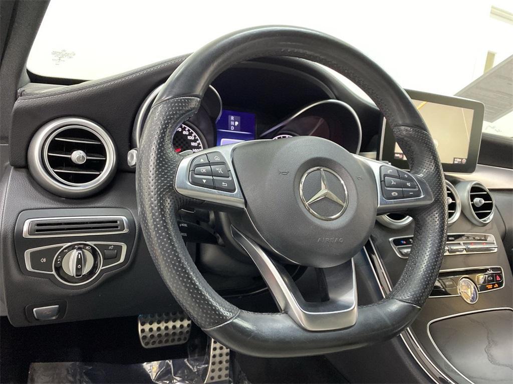 Used 2017 Mercedes-Benz C-Class C 43 AMG for sale $42,998 at Gravity Autos Marietta in Marietta GA 30060 22
