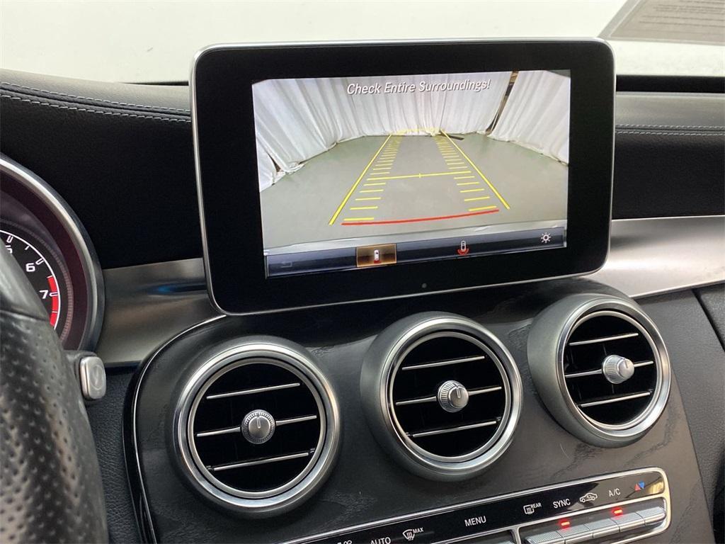 Used 2017 Mercedes-Benz C-Class C 43 AMG for sale $42,998 at Gravity Autos Marietta in Marietta GA 30060 31