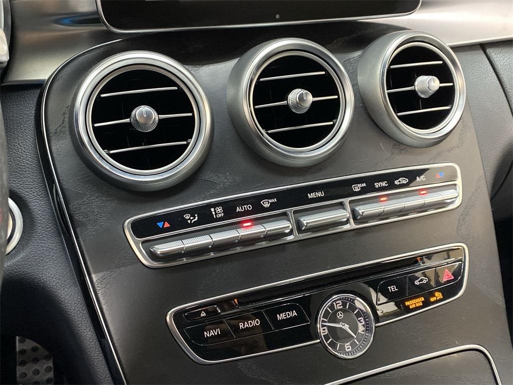 Used 2017 Mercedes-Benz C-Class C 43 AMG for sale $42,998 at Gravity Autos Marietta in Marietta GA 30060 33
