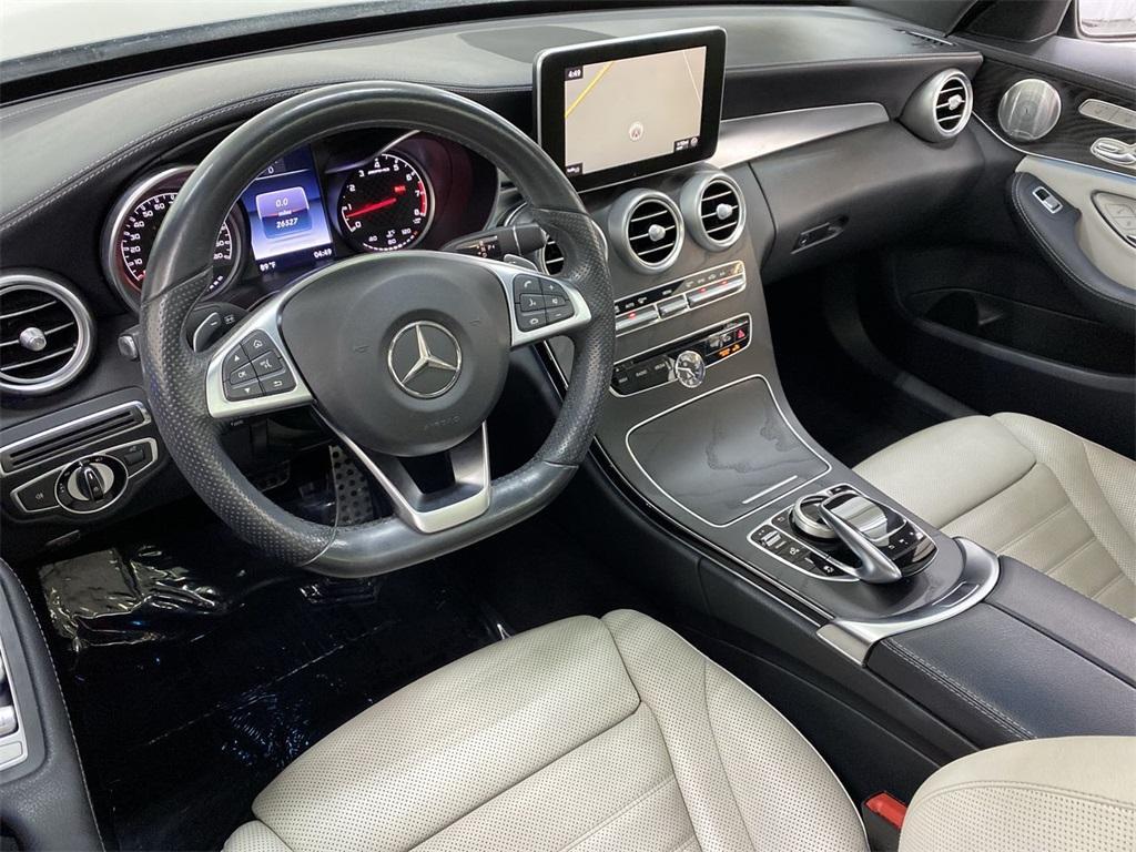 Used 2017 Mercedes-Benz C-Class C 43 AMG for sale $42,998 at Gravity Autos Marietta in Marietta GA 30060 39