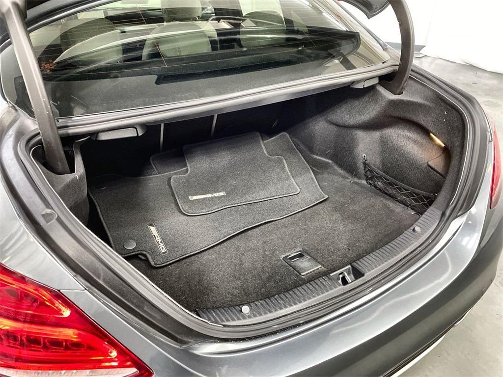 Used 2017 Mercedes-Benz C-Class C 43 AMG for sale $42,998 at Gravity Autos Marietta in Marietta GA 30060 47