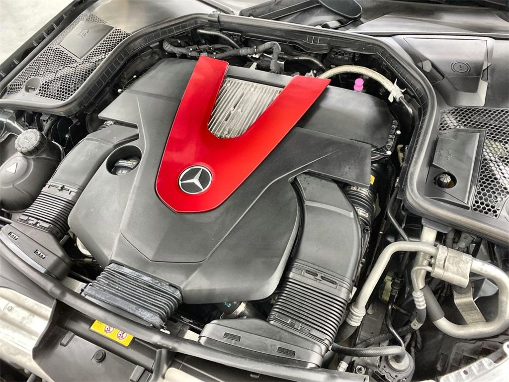 Used 2017 Mercedes-Benz C-Class C 43 AMG for sale $42,998 at Gravity Autos Marietta in Marietta GA 30060 49