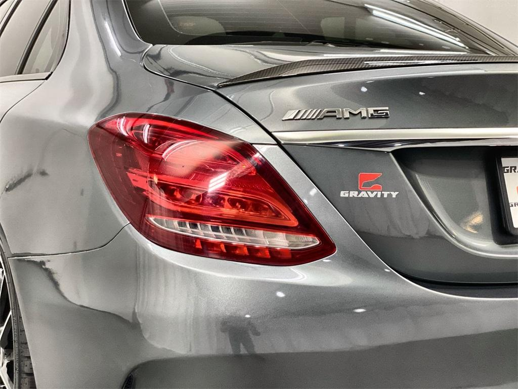 Used 2017 Mercedes-Benz C-Class C 43 AMG for sale $42,998 at Gravity Autos Marietta in Marietta GA 30060 9