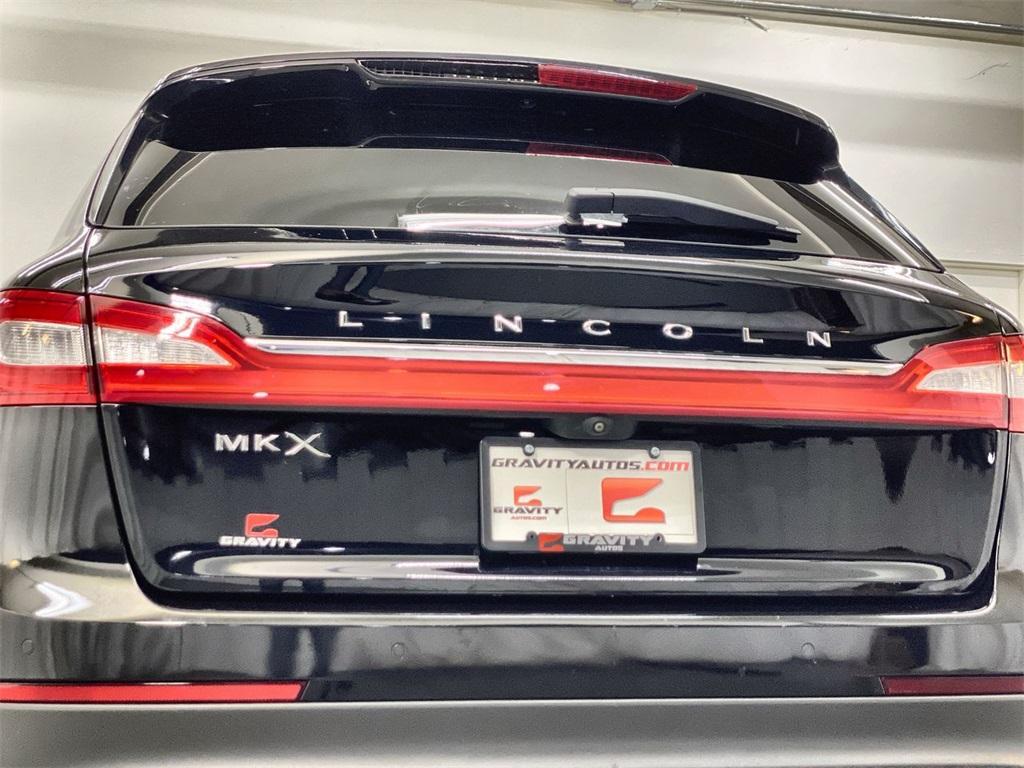 Used 2017 Lincoln MKX Reserve for sale $28,998 at Gravity Autos Marietta in Marietta GA 30060 10