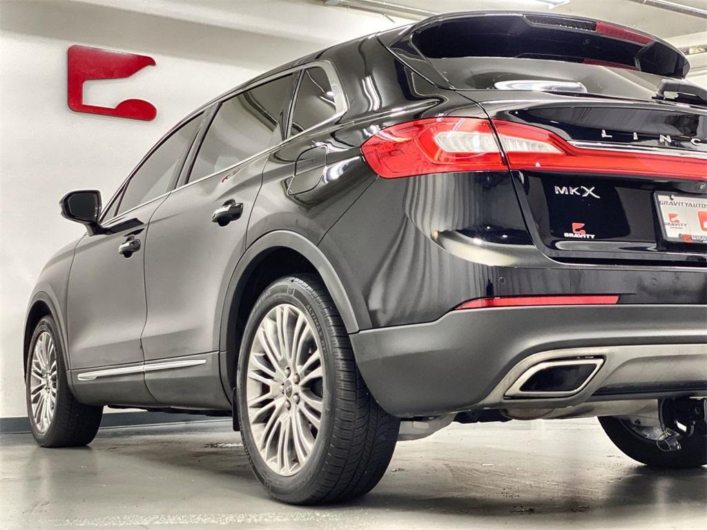 Used 2017 Lincoln MKX Reserve for sale $28,998 at Gravity Autos Marietta in Marietta GA 30060 11